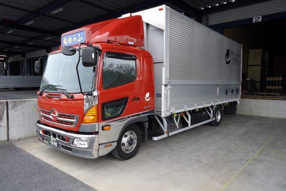 地場輸送 中型トラックドライバー